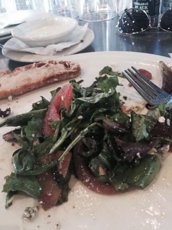 Granite City: Chicken Bruschetta Salad