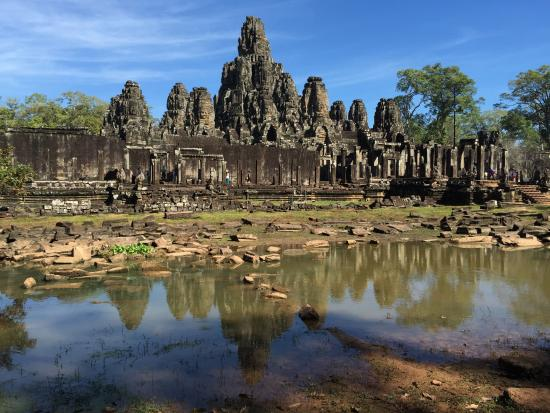 About Angkor Cambodia - Day Tour