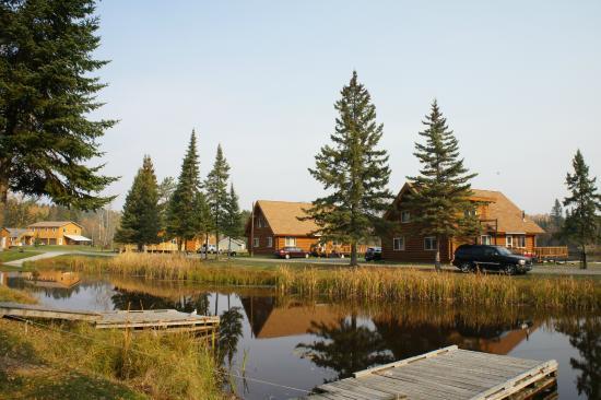 Ash River, MN: Ash Trail Lodge bay