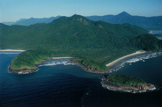 Peruibe, SP: Praia de Juquei