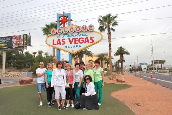 American Riviera Private Tours: Las Vegas