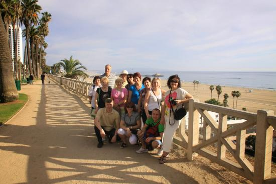 American Riviera Private Tours: Santa Monica