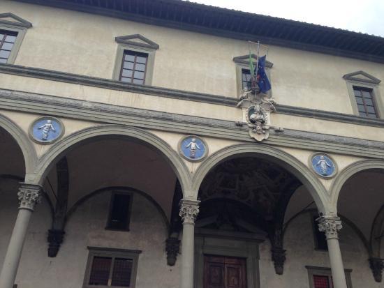 Museo degli Innocenti: Ospedale degli Innocenti