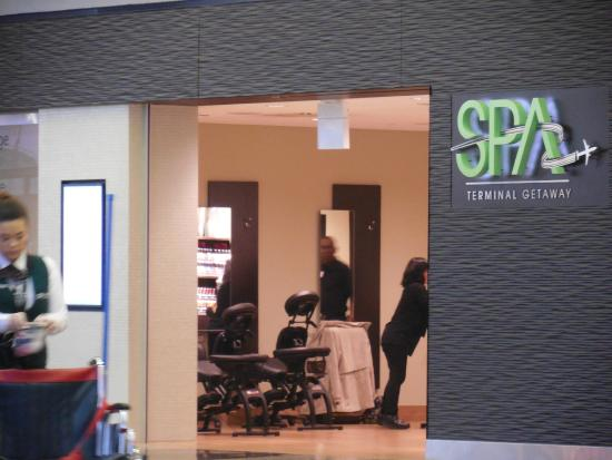 Chicago o 39 hare intl airport ord illinois tripadvisor for Spa getaways near chicago