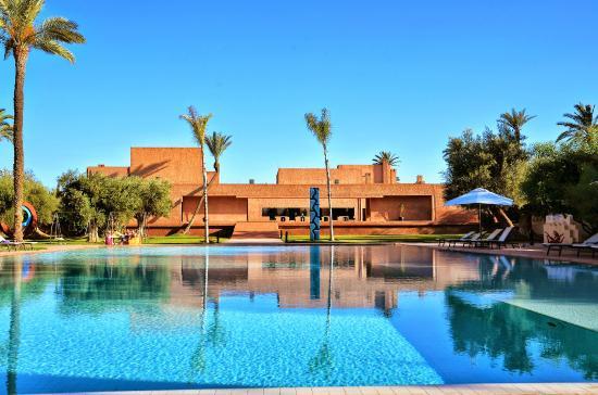 Hôtel Dar Sabra Marrakech : Vue principale / Hotel Marrakech