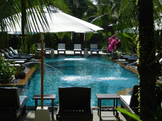 Le Piman Resort: Piscine