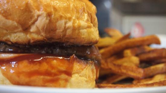 Com' Chez Soi : burger