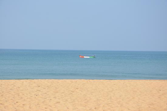 Om Sai Beach Huts: Lazy day :)