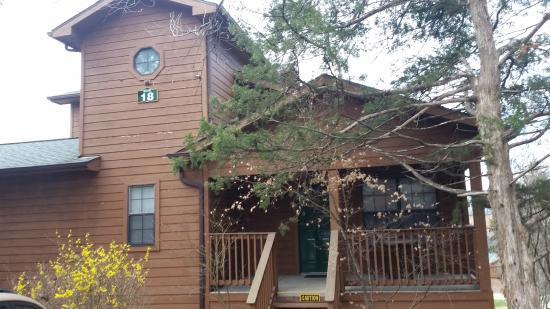 Westgate Branson Woods Resort: Cabin 1821