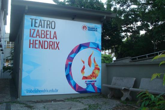 Izabella Hendrix Theater