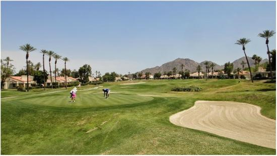 La Quinta Mountain Course : La Quinta Moutain Course