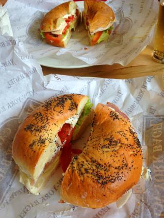 New York Bagel Cafe