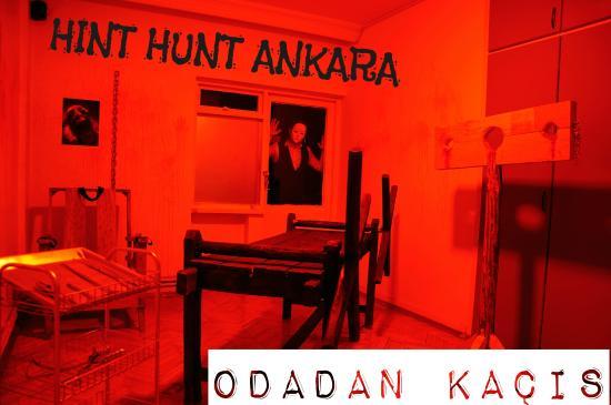 Hint Hunt Ankara