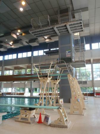 Rennes 35 piscine de br quigny picture of piscine de for Brequigny piscine
