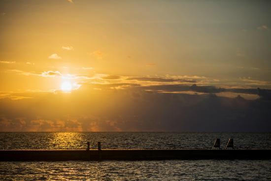 Turneffe Island Resort: View