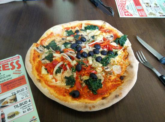 express pizza mimersgade