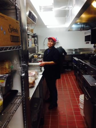 The Breeze Inn : Our new kitchen was remodeled in 2015.