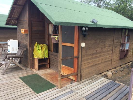 Floreana Lava Lodge: One of the Cabins