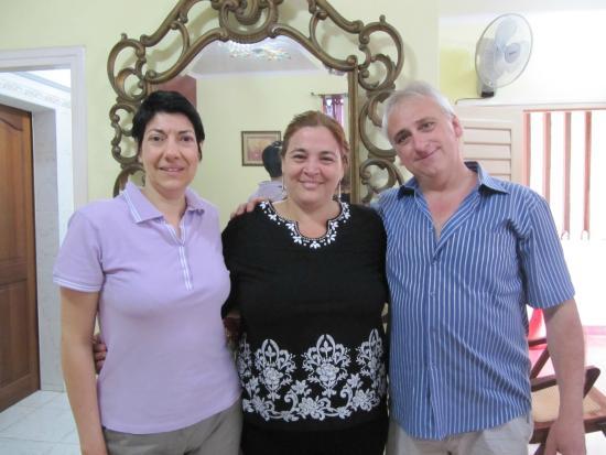 Casa Maura Habana Vieja: La nostra prima esperienza a Cuba..