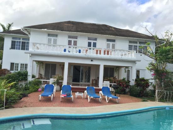 Garden House Picture Of Garden House Jamaica Ocho Rios