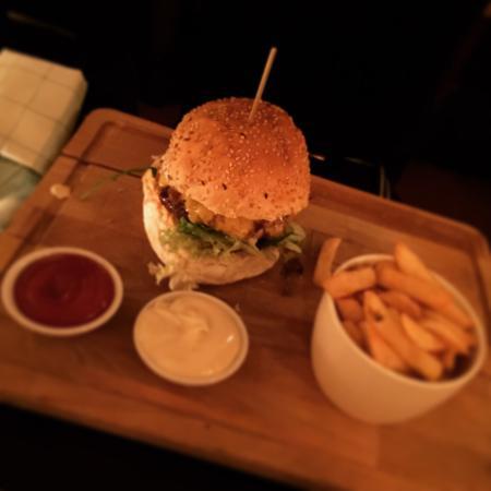 Cafe Flinck: #Burger