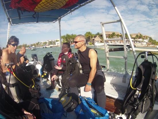 Playa Diving Center: Bonita experiencia
