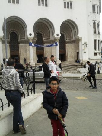La Grande Poste d'Alger: Laith2