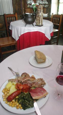 imagen Restaurante Galicia en Begonte