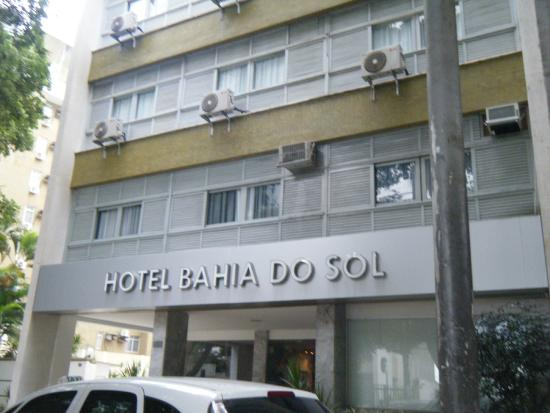 Hotel Bahia Do Sol: Entrada principal