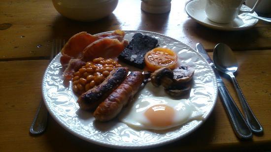 Ferncliffe Guesthouse: breakfast