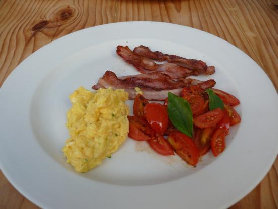 Primi Piatti: breakfast