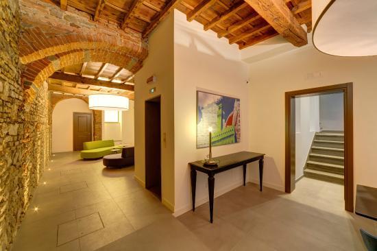 Palazzo Mannaioni Suites: Reception