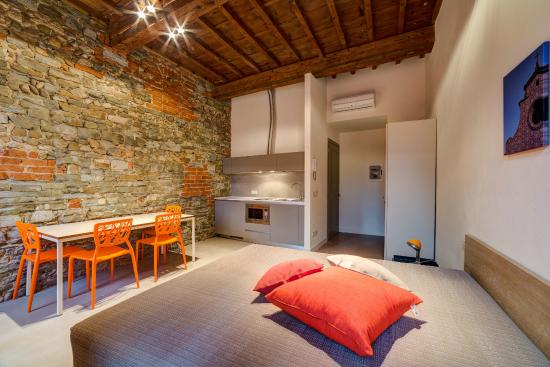 Palazzo Mannaioni Suites: 1 Room Apartment