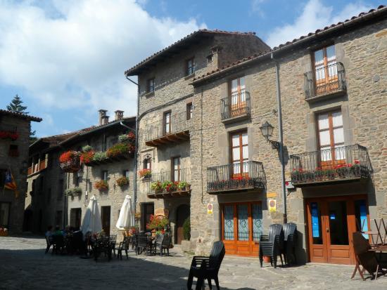 Pueblo Medieval de Rupit