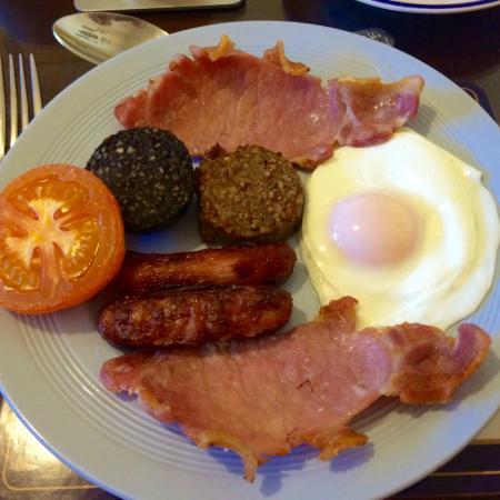 Castleview House : Full Irish Breakfast- AMAZING