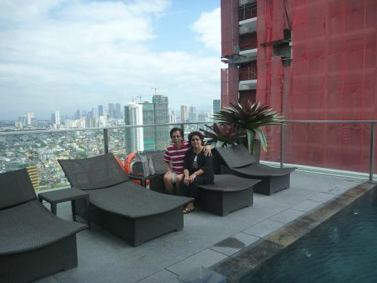 Nice Rooftop Location To Dine Picture Of City Garden