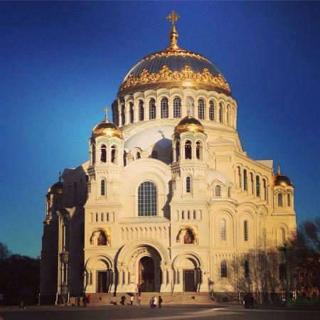 Kronshtadt, Russland: 😍⛪️⚓️