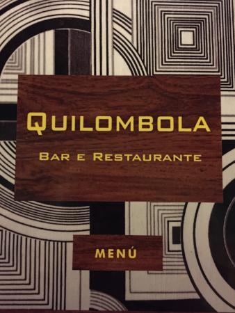 Restaurante Quilombola - culinaria regional.: Charmoso