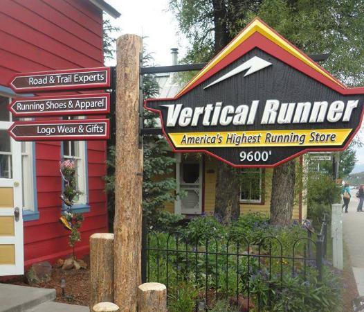 Vertical Runner Breckenridge