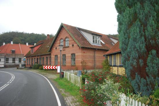 Pichardt's Hotellejligheder - B&B i Tranekaer