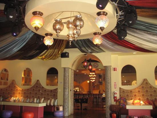 Jerum Mediterranean Restaurant And Bar