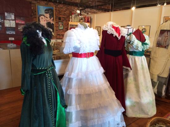 Gone With the Wind Museum at Historic Brumby Hall