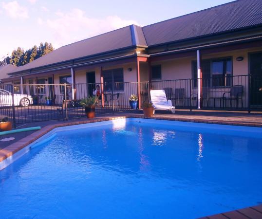 Asure Kaimai View Motel: Cool pool
