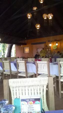 Restaurant Maya Cañada : Maya Canada