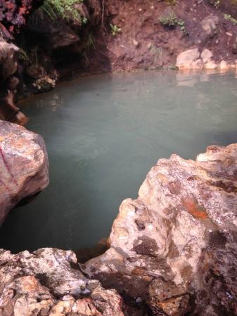 Umpqua Hot Springs: The hot spring I used both times I went