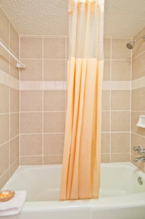 Days Inn Asheville West: Shower