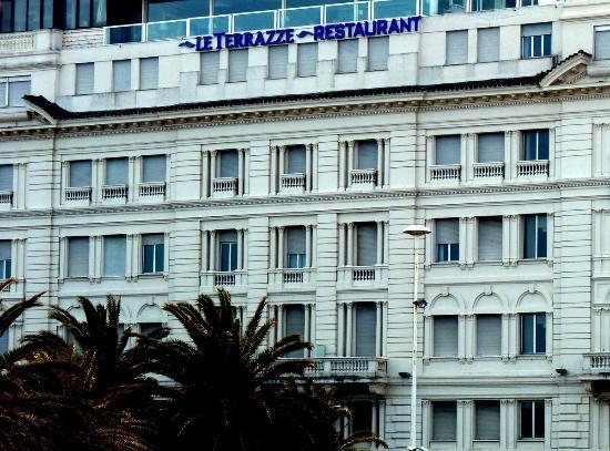 Le Terrazze Restaurant - Picture of Victoria Hotel, Pescara ...