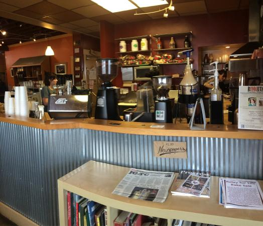 Joe Sippers Cafe: Made to order