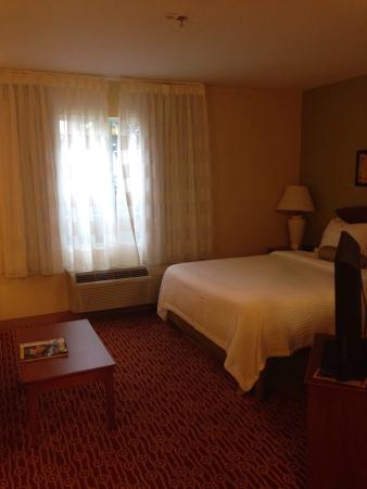 TownePlace Suites Savannah Midtown : 1st floor 