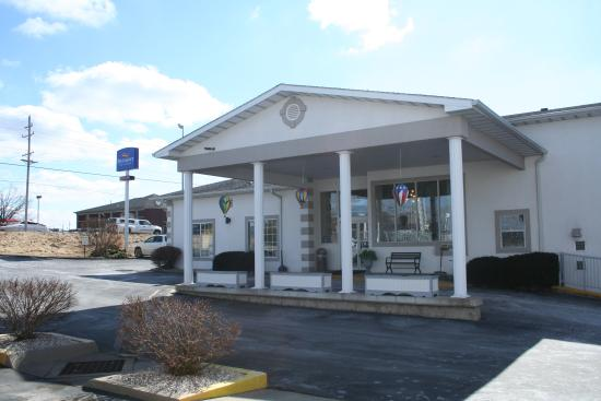 Baymont Inn & Suites Osage Beach: Baymont Inn & Suites